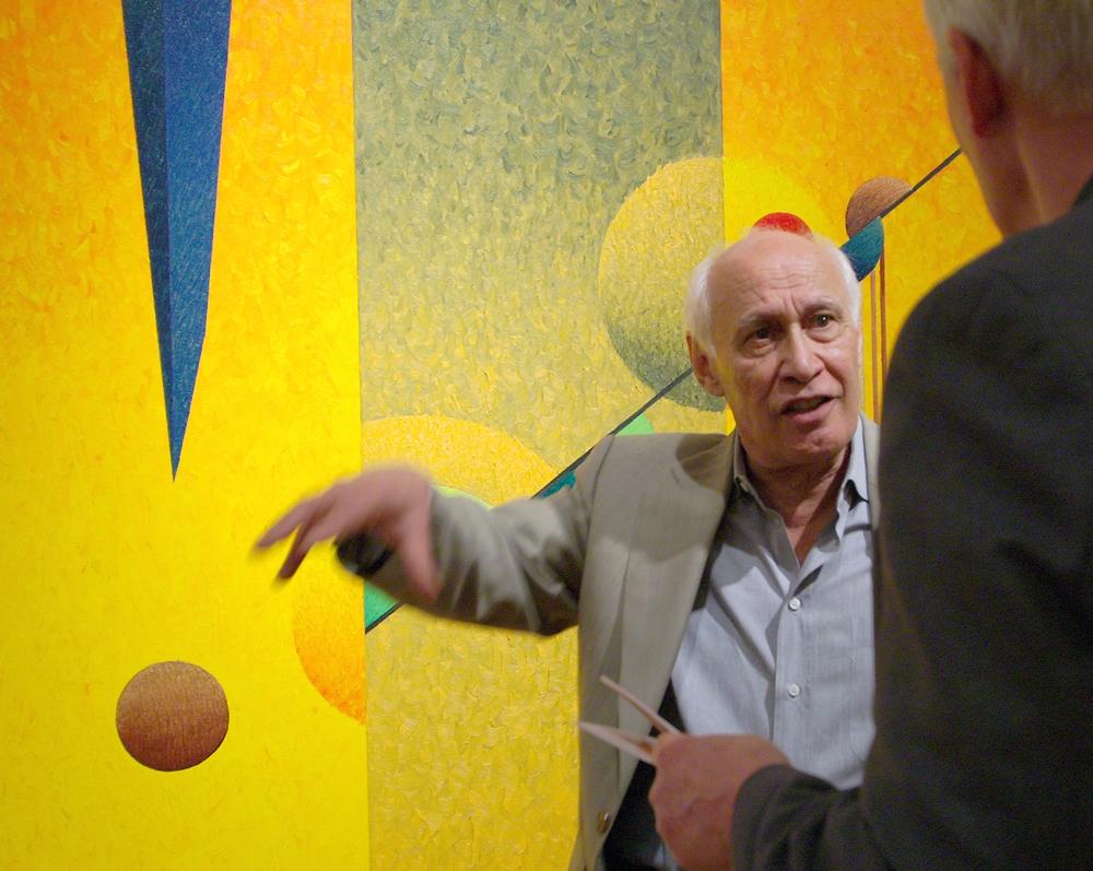 Artist Karl Momen