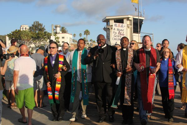 Spiritual leaders from across the region raised their voices for unity.