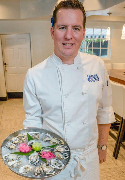 Chef Matthew Robinson