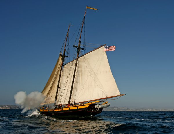 Tall Ship Festival casts off at 4-7:30 p.m., Friday, Sept. 8, from Dana Point Harbor. Landlubbers sample craft beer and merchant booths line Baby Beach. Saturday and Sunday, Sept. 9 and 10, cannon battles rage offshore again at 4:30-7:30. Join the flotilla with tours at the Ocean Institute.