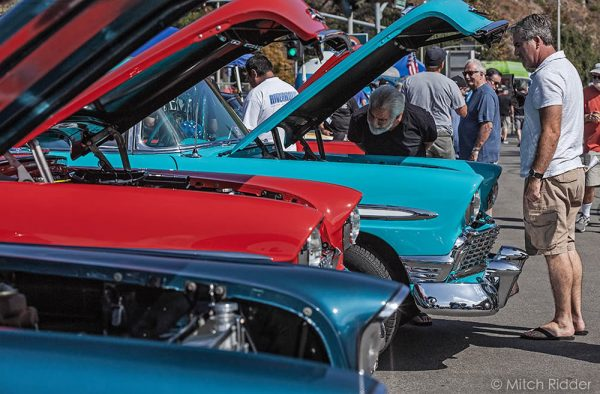 Look under the hood at the classics.