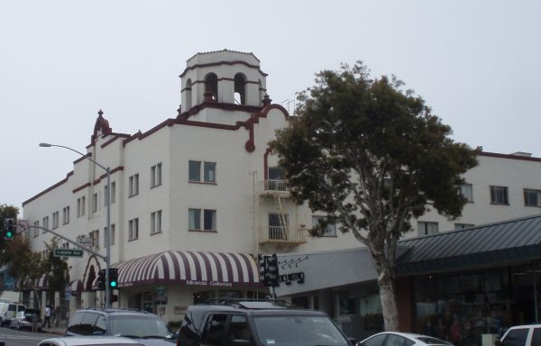 A fight is underway to control ownership of historic Hotel Laguna.