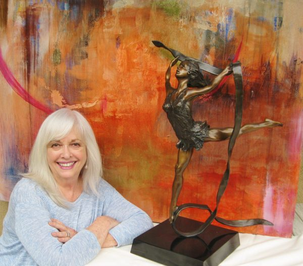 Painter and sculptor Elaine Cohen and 14 other artists open their studios on Saturday.