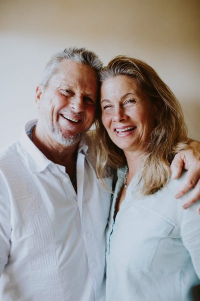 Founders Gary and Lisa Arthur