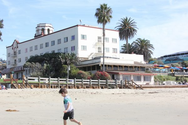 The family that owns the Hotel Laguna property say they hope to bring in another hotel operator. Photo by Andrea Adelson.