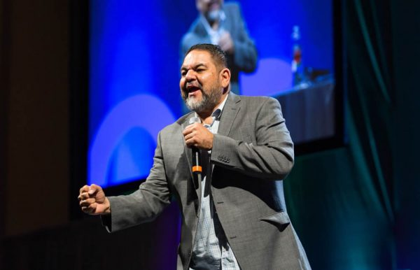TED Talk guest Ray Lozano is one of the featured speakers in the Date Night series.