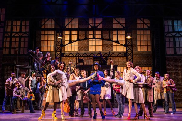 """Kinky Boots"" kicks up its heels in February."