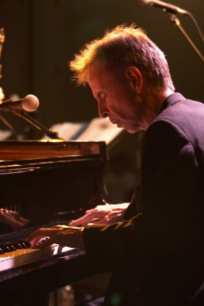 : Jazz artist Bill Cunliffe performs with his trio at Seven Degrees.