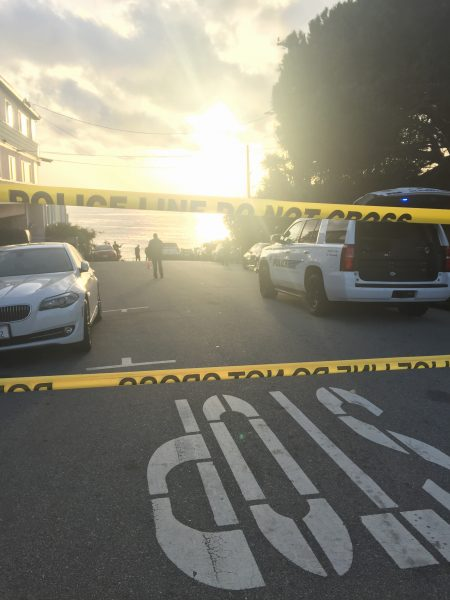 An investigation of an officer-involved shooting Sunday, Feb. 11, led to the closure of Cleo Street and St. Ann's Drive.
