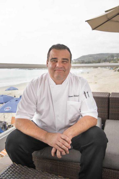 Driftwood Kitchen's chef Rainer Schwarz