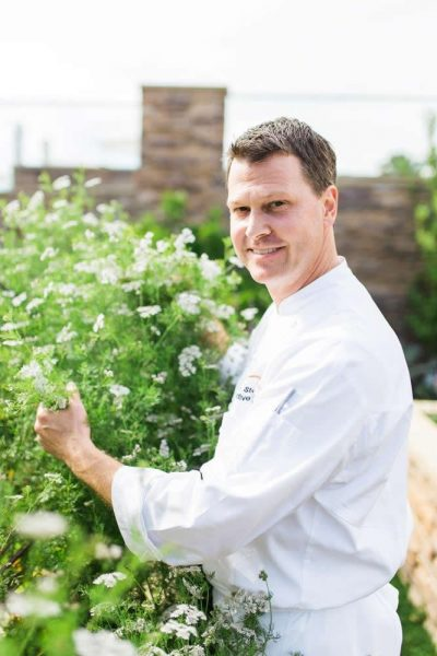 Chef Craig Strong
