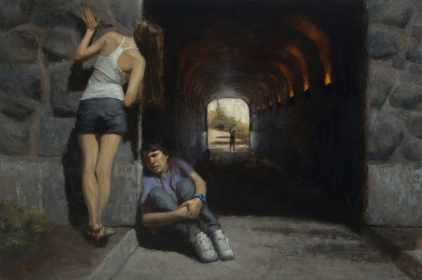 """AlexWagg's """"Light at the end of the tunnel,"""" will be featured."""