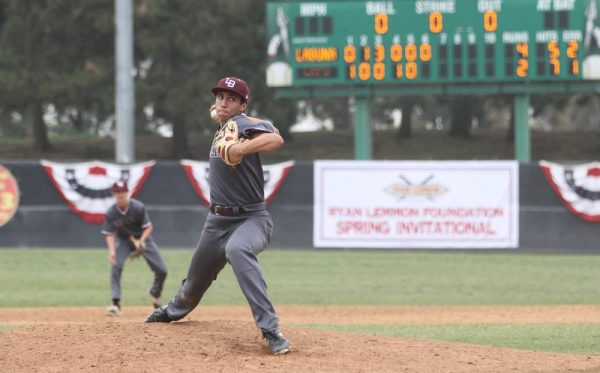Eric Silva on the mound. Photo Shari Morgan.