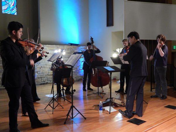 Neo-Baroque orchestra Kontrapunktus