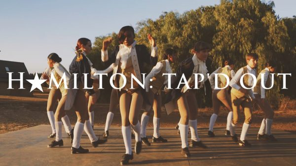 "A still from ""Hamilton Tap'd Out,"" a short about local tap dancers and one of the author's picks that made the cut for this year's festival."