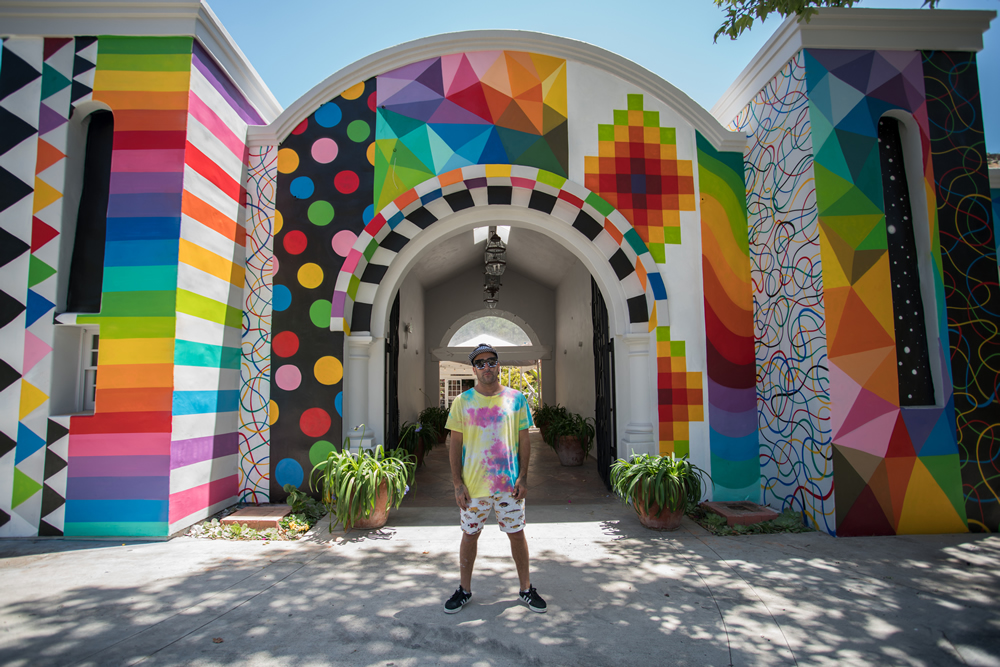 Canyon Murals Multiply - Laguna Beach Local News