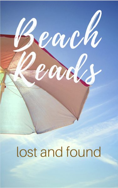 1 write stuff Beach Reads Lost and Found Cover