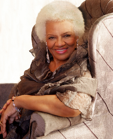 Jazz vocalist Barbara Morrison