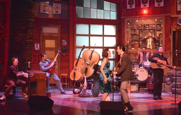 """Million Dollar Quartet"" is equal parts concert and drama, now on stage at Laguna Playhouse."