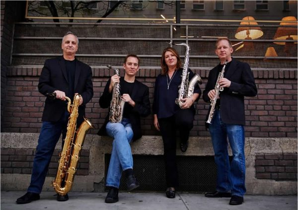 A saxophone quartet is to perform live at the Laguna Art Museum next week.