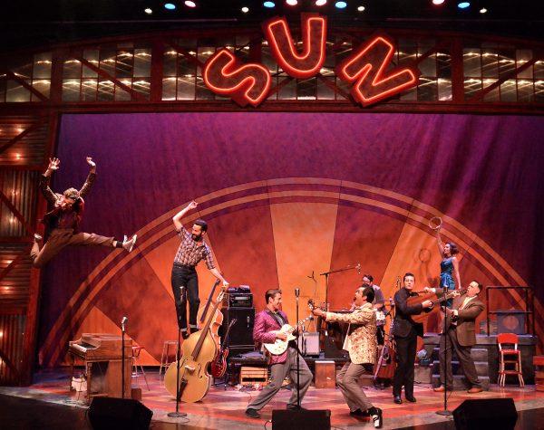 """Million dollar Quartet"" at Laguna Playhouse closes this weekend."