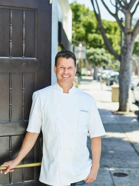Chef Craig Strong anticipates opening his new restaurant, Ocean at Main, by October. Photo courtesy of Ocean at Main.