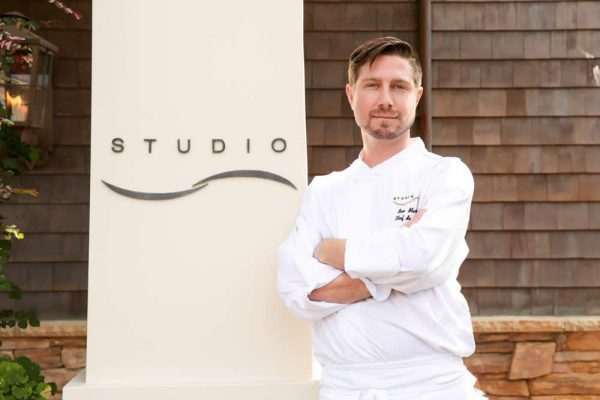 : Montage Laguna Beach has promoted Benjamin Martinek to chef de cuisine of Studio. Photo courtesy of Montage Laguna Beach