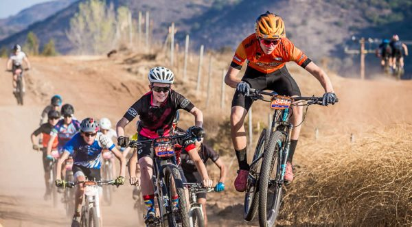 Laguna Beach freshman Brady White, 14, won first place at the 2018 Over the Hump mountain bike race series on Tuesday, Aug. 28.