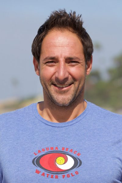Robert Grayeli opened his Laguna coaching career with a huge win at Santa Margarita on Aug. 30.