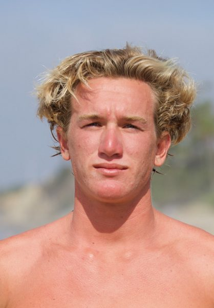 Colton Gregory, the team captain, scored three goals in the Santa Margarita win on Aug. 30.