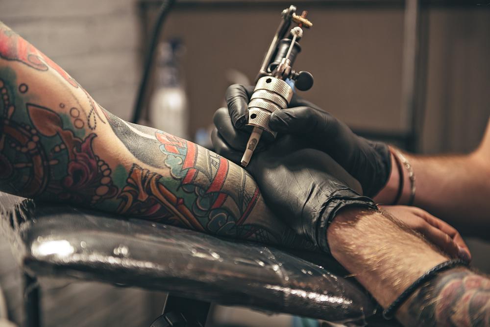 Tattoo Shop Inks a Future in Laguna - Laguna Beach Local News