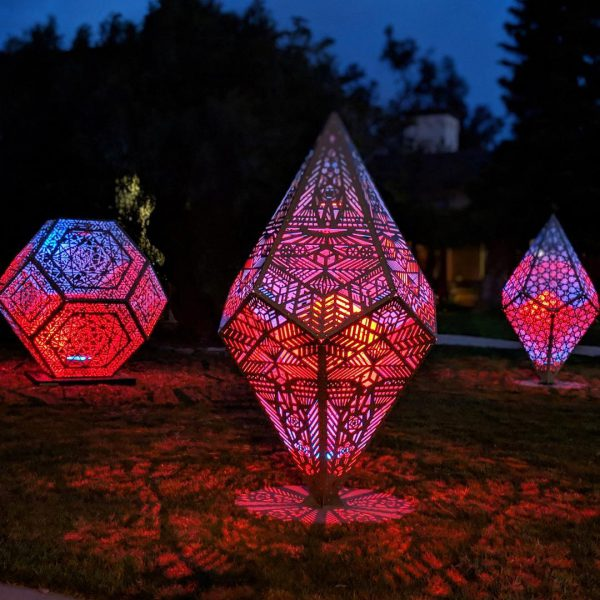 The Shape of Light' Illuminates City Hall - Laguna Beach Local News