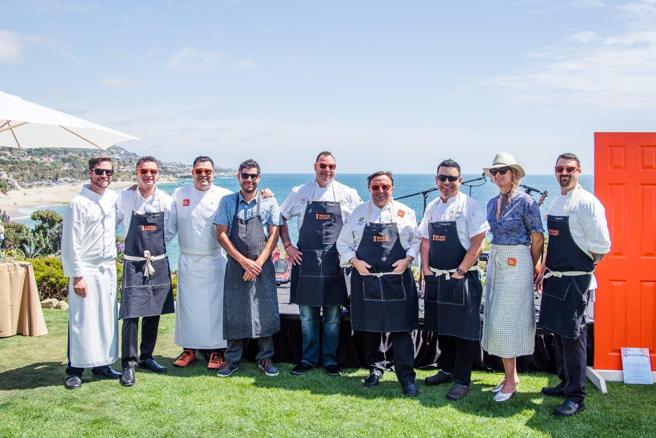A&E: Taste of the Nation Raises $250K for No Kid Hungry Campaign