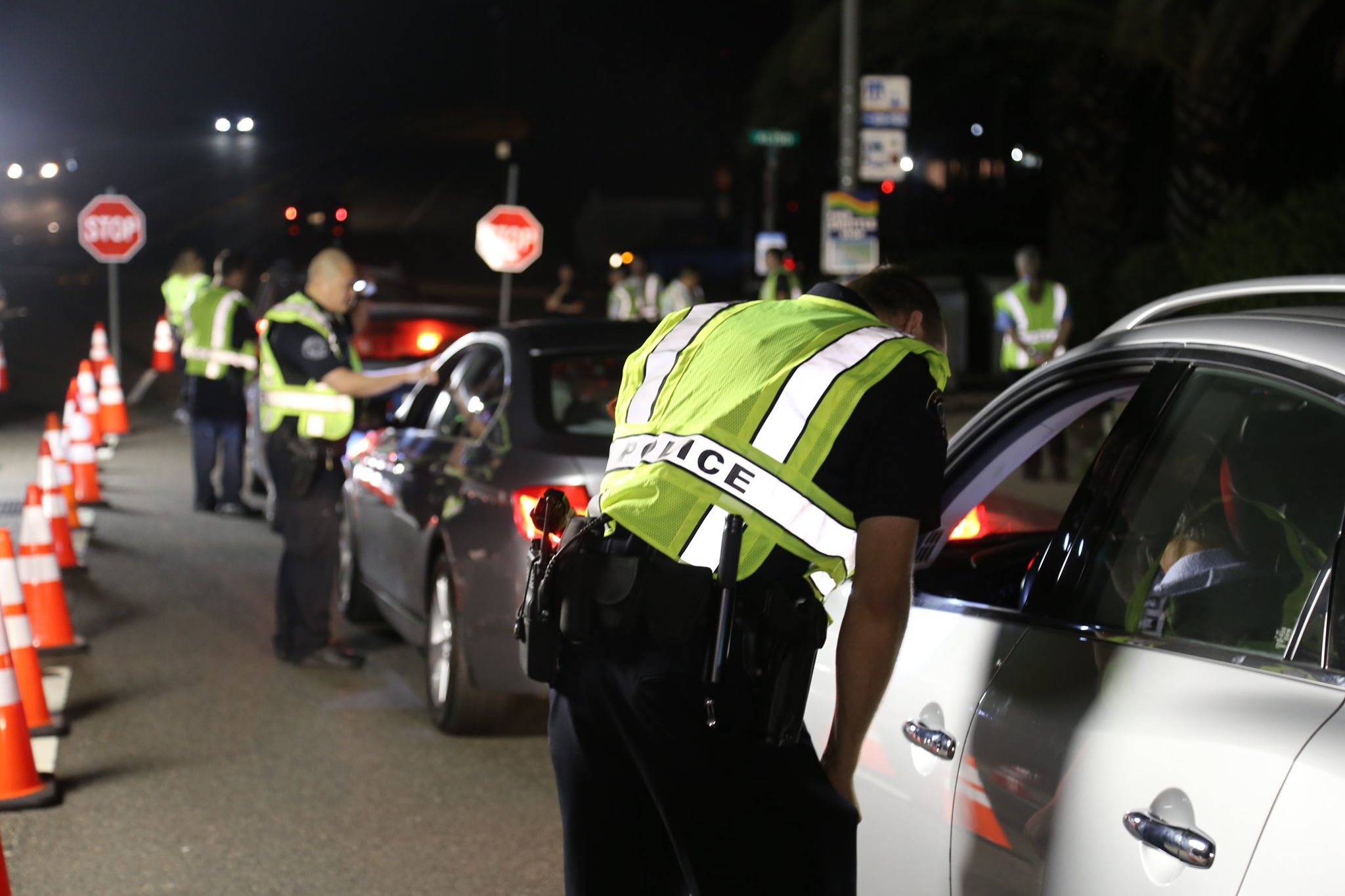 DUI Checkpoint Planned this Weekend - Laguna Beach Local News