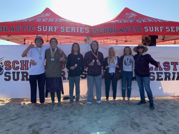 LBHS Surf Takes Big Win Over El Toro