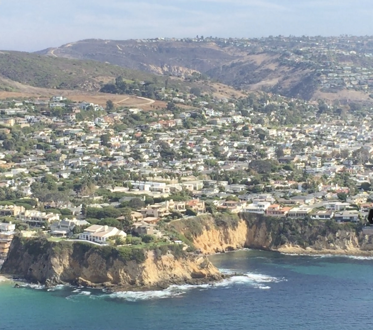 City Explores New Limits on Bluff Construction - Laguna Beach Local News