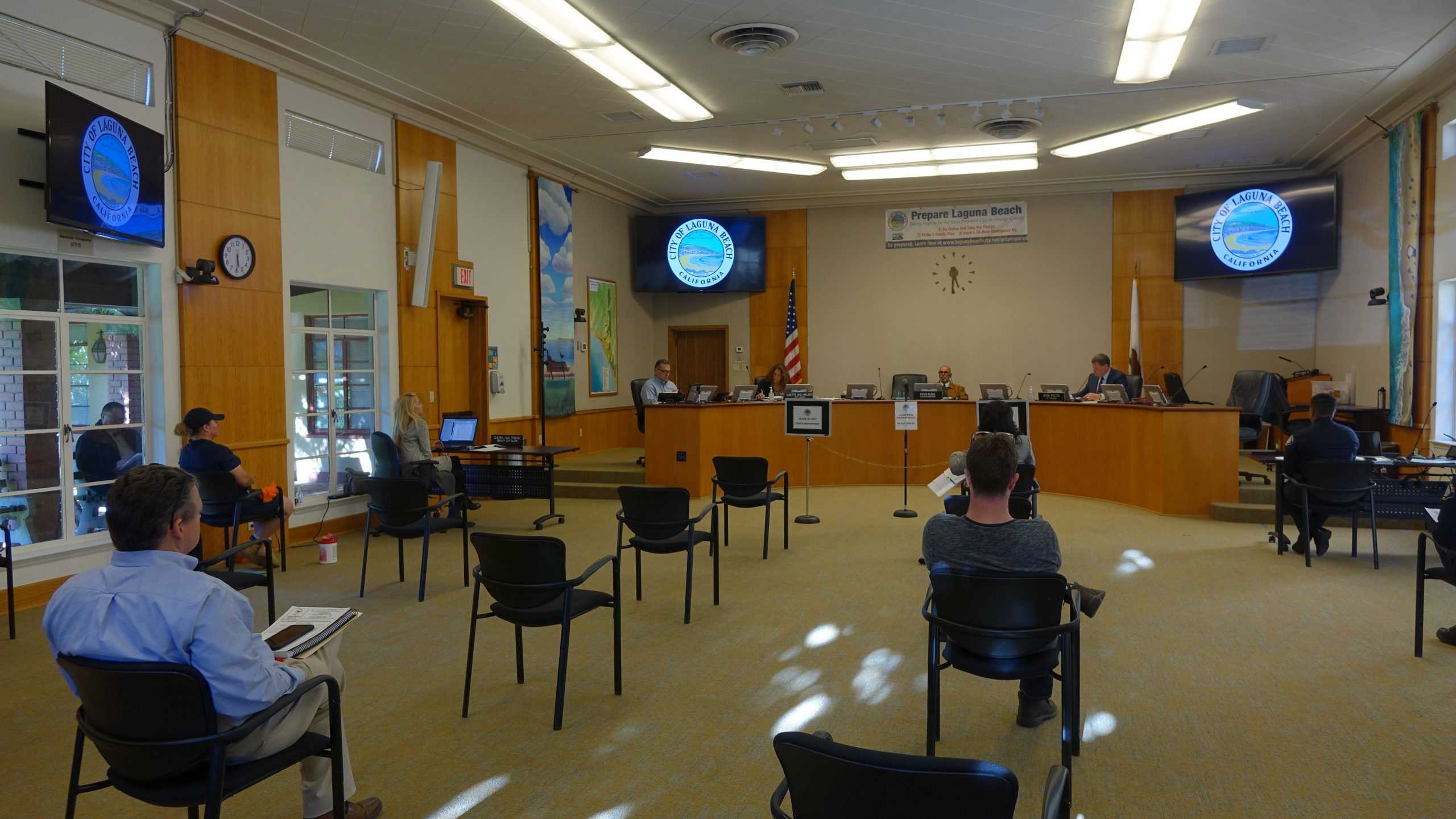 City Council Will Teleconference To Govern During Health Crisis - Laguna Beach Local News