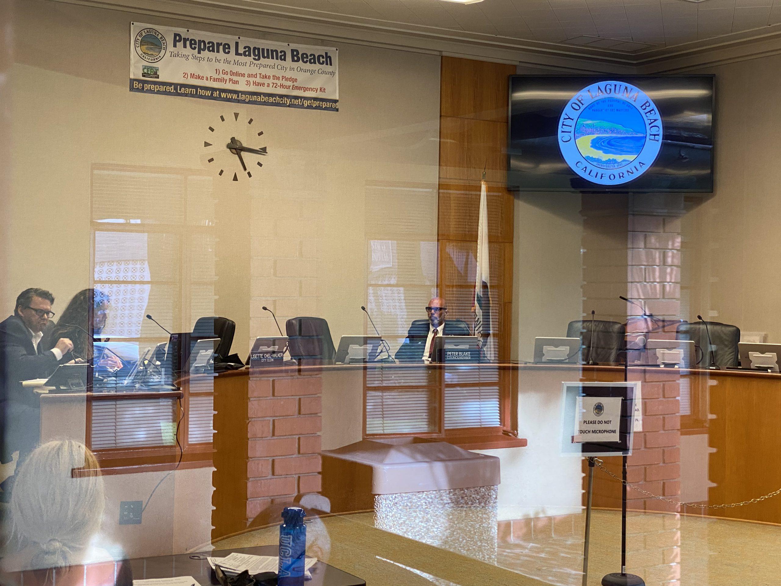 """Visual Pornography"" Disrupts City Council's First Virtual Meeting - Laguna Beach Local News"