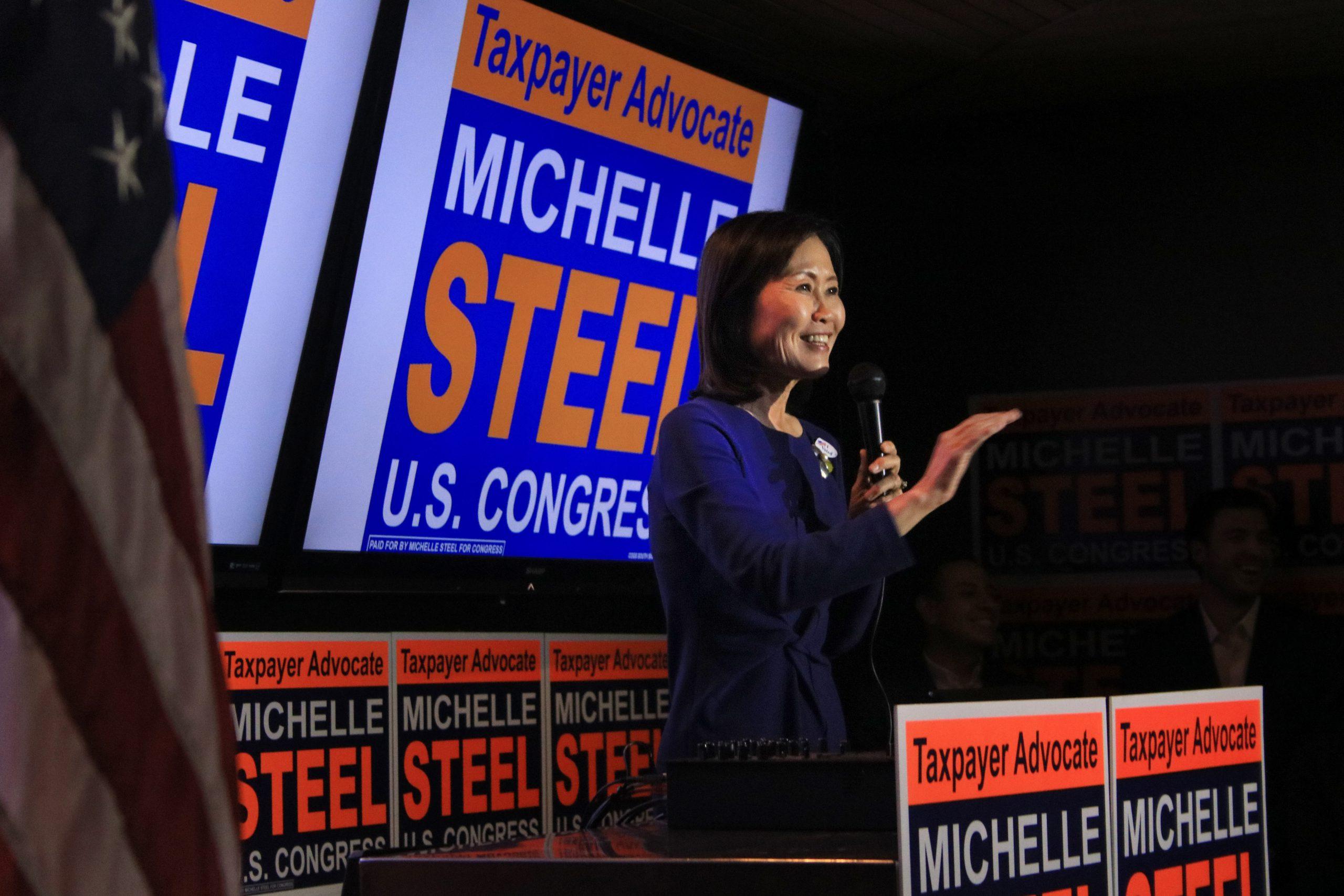 www.lagunabeachindy.com: Steel unseats Rouda to represent coastal O.C. in congress