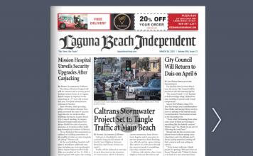 Laguna beach News